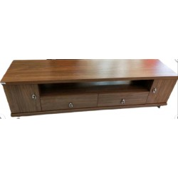 TABLE TV 2135 MARRON NOIR